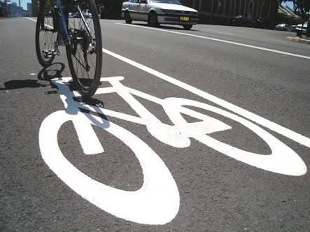 Bisiklet Yolu Zemin Kaplama