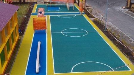 Tartan Basketbol Zemini